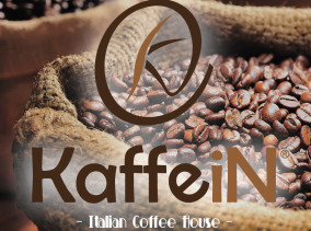 Ideazione logo KaffeiN Italian Coffee House