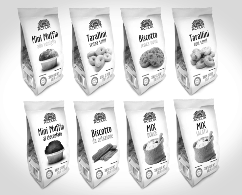 Food packaging Acelia