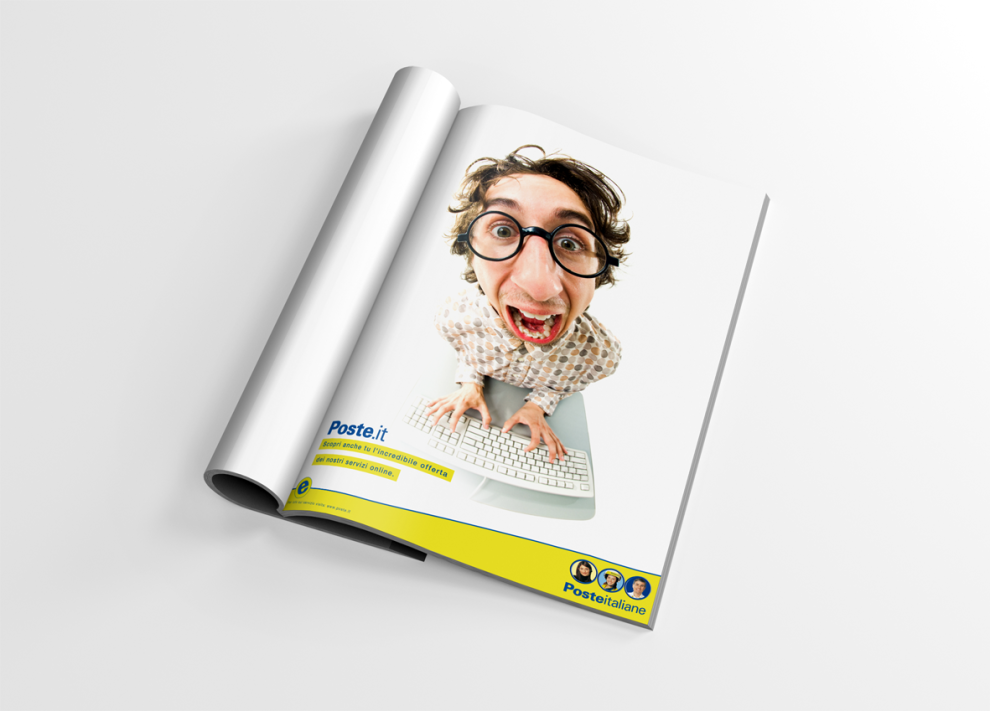 Advertising Poste Italiane